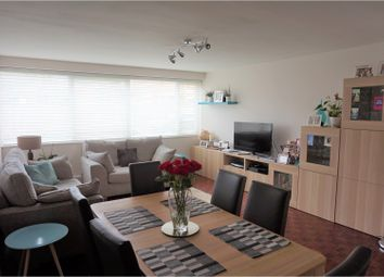 Thumbnail 2 bed flat for sale in Salisbury Avenue, London