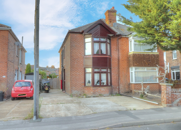 Thumbnail 3 bed semi-detached house for sale in Deacon Road, Southampton