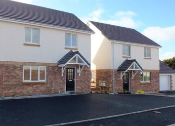 Thumbnail 3 bed semi-detached house for sale in Plot 5 Beaconing Fields, Neyland Road, Steynton, Milford Haven