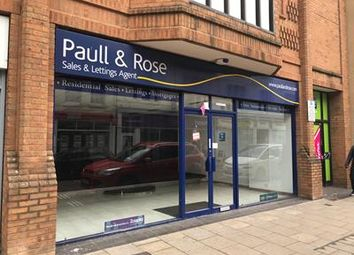 Thumbnail Retail premises to let in 15 Cowgate, Peterborough