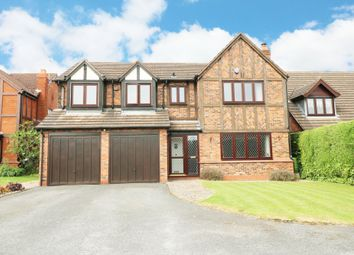 Thumbnail 5 bed detached house for sale in Hawthorn Drive, Hollywood, Birmingham