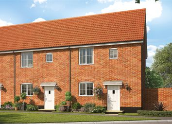 Thumbnail 3 bed terraced house for sale in Plot 22 Heronsgate, Blofield, Norwich, Norfolk