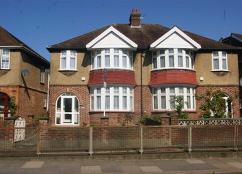 Thumbnail 3 bedroom semi-detached house for sale in East Acton Lane, London