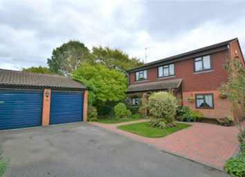 Thumbnail 4 bed detached house for sale in Bridges Close, Wokingham, Berkshire