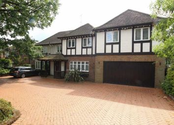 Thumbnail 5 bed detached house to rent in Friern Barnet Lane, London
