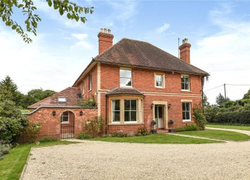 Thumbnail 5 bed detached house for sale in Hyde End Road, Shinfield, Reading