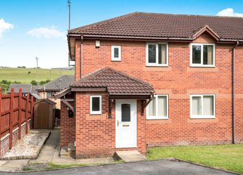 Thumbnail 2 bed flat for sale in Wetherby Drive, Swallownest, Sheffield