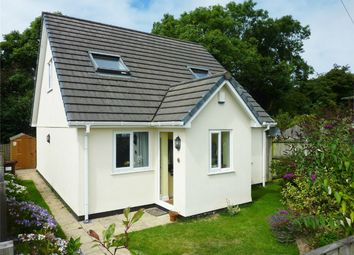 Thumbnail 3 bed detached bungalow for sale in Eglos Road, Shortlanesend, Truro, Cornwall