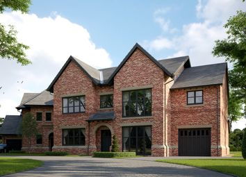 Thumbnail 5 bed detached house for sale in Butley Lanes, Prestbury, Macclesfield