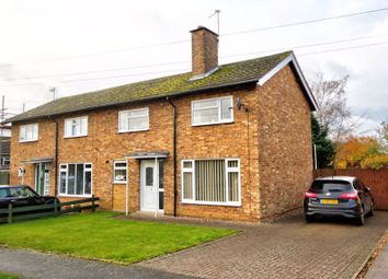Thumbnail 3 bed semi-detached house for sale in Cherry Orchard, Haddenham, Ely