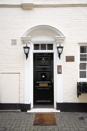 Thumbnail 3 bed end terrace house to rent in Woods Mews, Mayfair