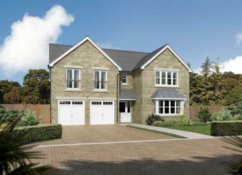 Thumbnail 5 bed detached house for sale in Plot 5 - The Sandholme, Castle Gardens, Lempockwells Road, Pencaitland