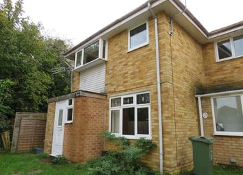 Thumbnail End terrace house for sale in Hornbeam, Newport Pagnell