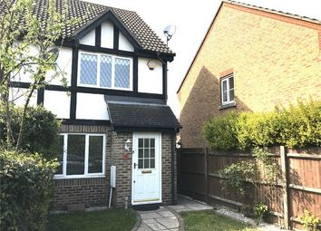Thumbnail 2 bed semi-detached house to rent in Francisco Close, Chafford Hundred, Grays, Essex