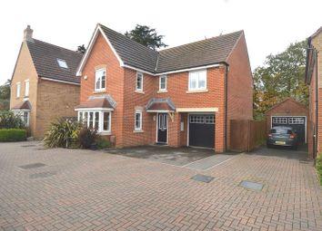 Thumbnail 4 bed detached house for sale in Summerleigh Walk, Stubbington, Fareham