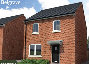Thumbnail 3 bed detached house to rent in Old School Drive, Kirk Sandall, Doncaster