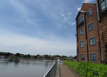 Thumbnail 2 bed flat to rent in Riverdene Place, Southampton, Southampton