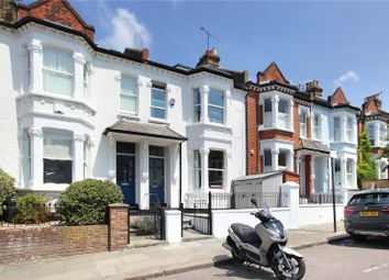 Thumbnail 4 bed terraced house for sale in Bassingham Road, Earlsfield, London