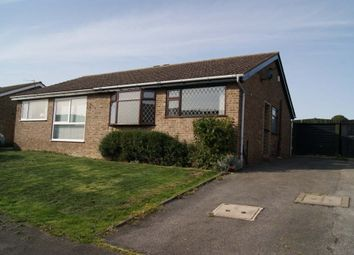 Thumbnail 2 bedroom semi-detached bungalow to rent in Ash Brow, Flockton