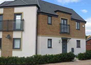 Thumbnail 3 bedroom detached house for sale in Sorrel Close, Hampton Vale, Peterborough