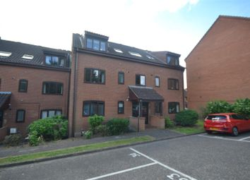 Thumbnail 2 bed flat for sale in Roseville Close, Norwich