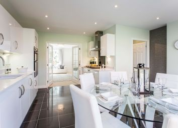 """Thumbnail 3 bed semi-detached house for sale in """"The Acton"""" at Town Farm Close, Thame"""