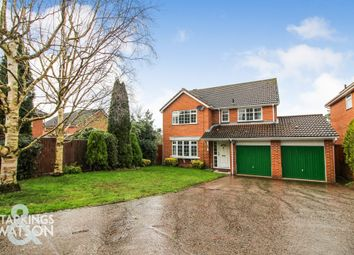 4 bed detached house for sale in Five Acres, Stoke Holy Cross, Norwich NR14