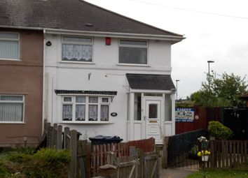 Thumbnail 2 bedroom terraced house to rent in Wandle Grove, Tyseley, Birmingham