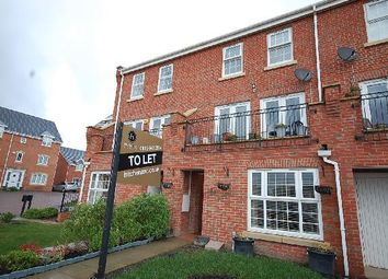 Thumbnail 4 bed terraced house to rent in St. Hilaire Walk, Leeds