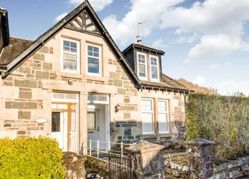 Thumbnail 3 bed semi-detached house for sale in Lochard Road, Aberfoyle, Stirling