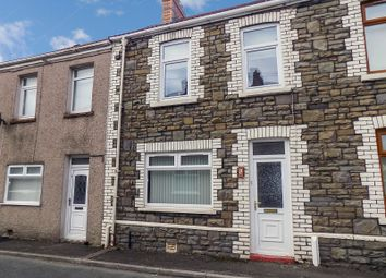 Thumbnail 3 bed terraced house for sale in Richmond Street, Neath, Neath Port Talbot.