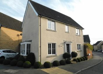 Thumbnail 3 bed link-detached house for sale in Shearwater Way Stowmarket, Stowmarket
