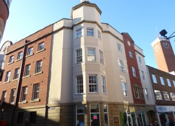 Thumbnail 3 bedroom flat to rent in The Bank, Swan Hill, Shrewsbury