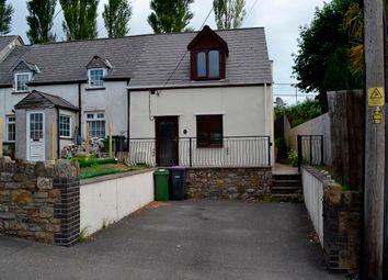 Thumbnail 1 bed terraced house to rent in Tranch Road, Tranch, Pontypool