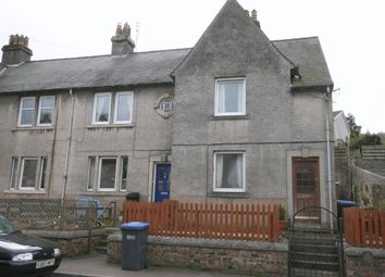 Thumbnail 3 bed maisonette for sale in 56 Glebe Place, Galashiels