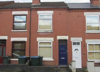 Thumbnail 3 bedroom terraced house to rent in Westwood Road, Earlsdon, Coventry