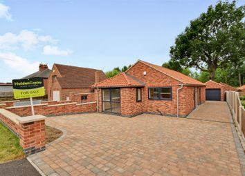 Thumbnail 3 bed detached bungalow for sale in Moor Road, Bestwood Village, Nottingham
