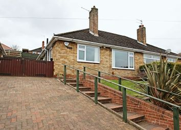Thumbnail 2 bed semi-detached house for sale in Second Avenue, Newcastle-Under-Lyme