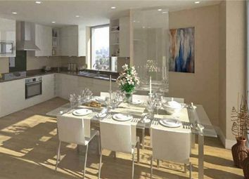 Thumbnail 2 bed flat for sale in Sky View Tower, Capital Towers, Stratford