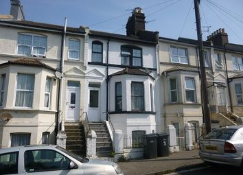Thumbnail 3 bed terraced house for sale in Perth Road, St Leonards-On-Sea
