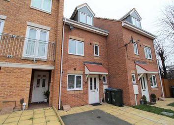 Thumbnail 3 bed town house for sale in Bellamy Close, Coventry