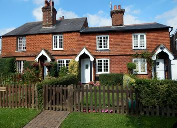 Thumbnail 2 bed cottage to rent in Elm Tree Cottages, The Common, Cranleigh