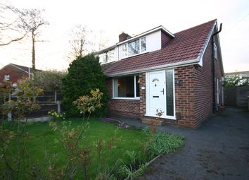 Thumbnail 2 bed semi-detached bungalow for sale in West Grove, Westhoughton