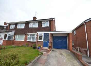 Thumbnail 3 bed semi-detached house for sale in Farndon Way, Prenton