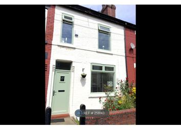 Thumbnail 2 bed terraced house to rent in Grosvenor Street, Manchester