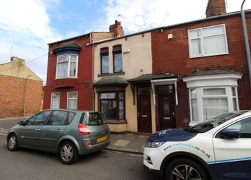 Thumbnail 3 bed terraced house for sale in Thornton Street, Middlesbrough, Cleveland