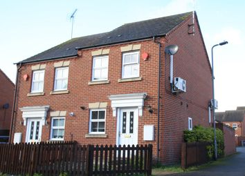 Thumbnail 2 bed semi-detached house for sale in Walker Crescent, Langley