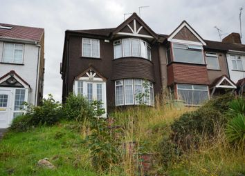 Thumbnail 3 bed end terrace house for sale in Abbey Road, Belvedere