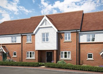 "Thumbnail 3 bed property for sale in ""The Dalton"" at Church Road, Stansted"
