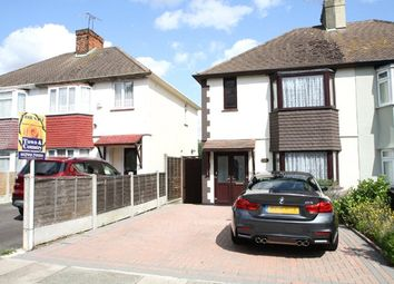 3 bed semi-detached house for sale in Carlingford Drive, Westcliff-On-Sea, Essex SS0